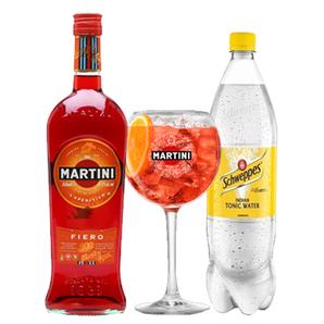 Martini Fiero & Tonic Set